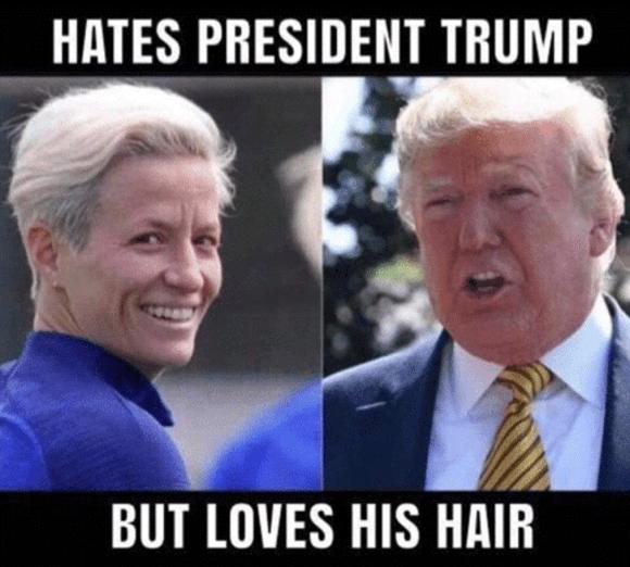 Trump-Megan-Hair