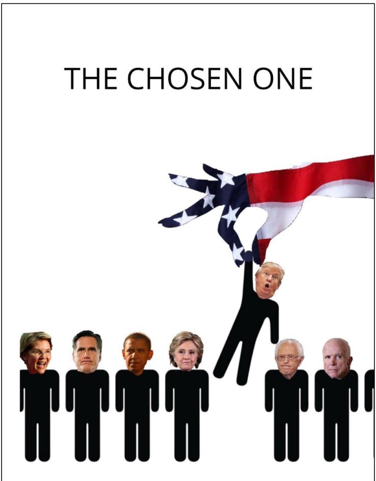 Trump-the Chosen One