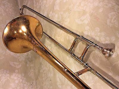 Vintage-Olds-Recording-Trombone