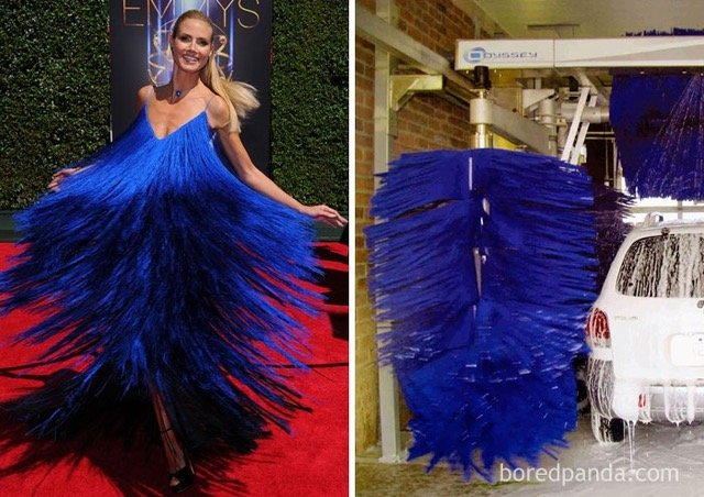 who wore it better-car wash
