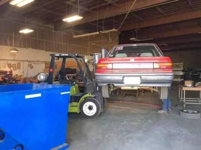 WWLLTM-Civic Forklift
