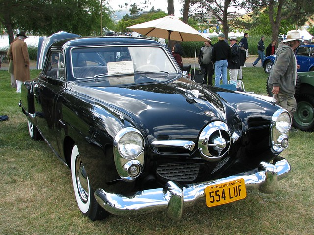 50 Studebaker Commander Starlight