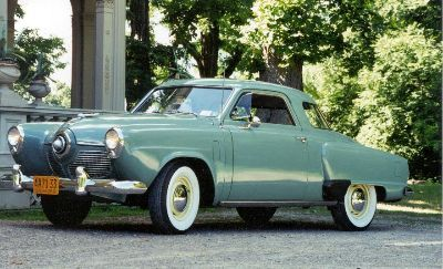 51 Studebaker Champion Starlight