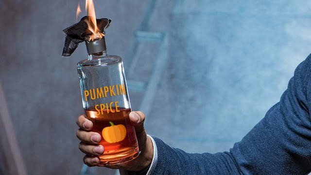 Antifa Releases New Pumpkin Spice Molotov Cocktail For Fall Bombings