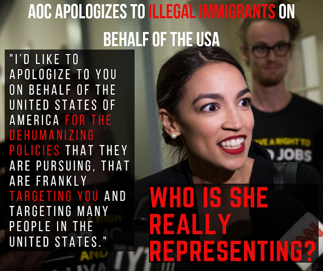 AOC-which side is she on