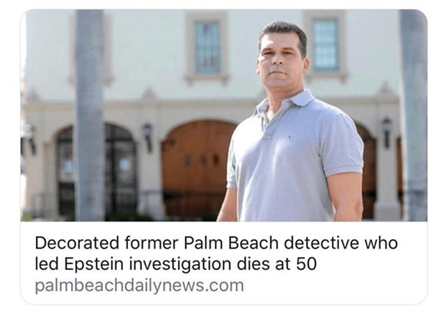 Arkancide-Epstein investigator