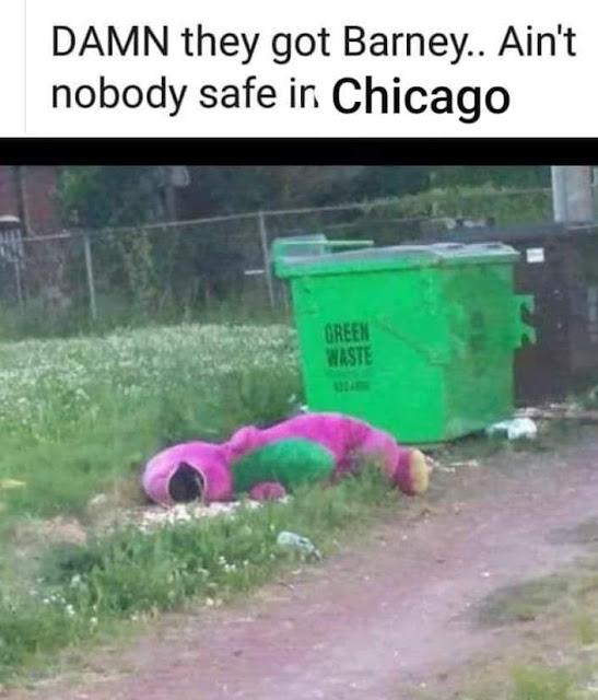 Barney-Chicago