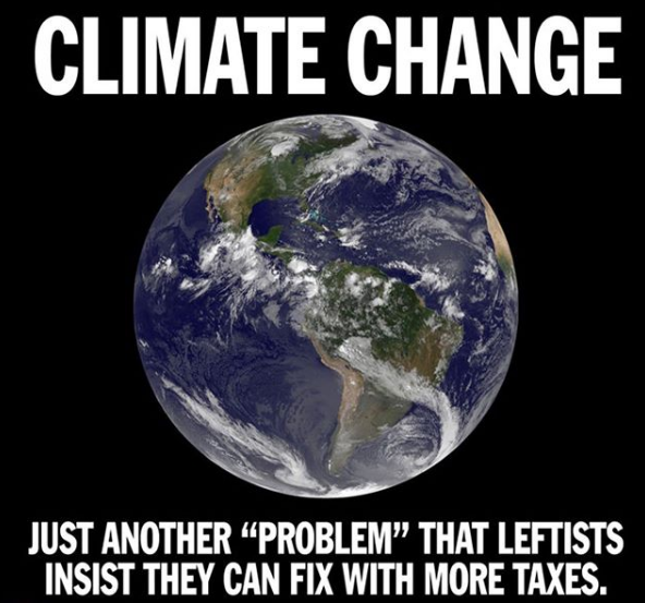 Climate Change-taxes