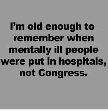 Congress-mentally ill