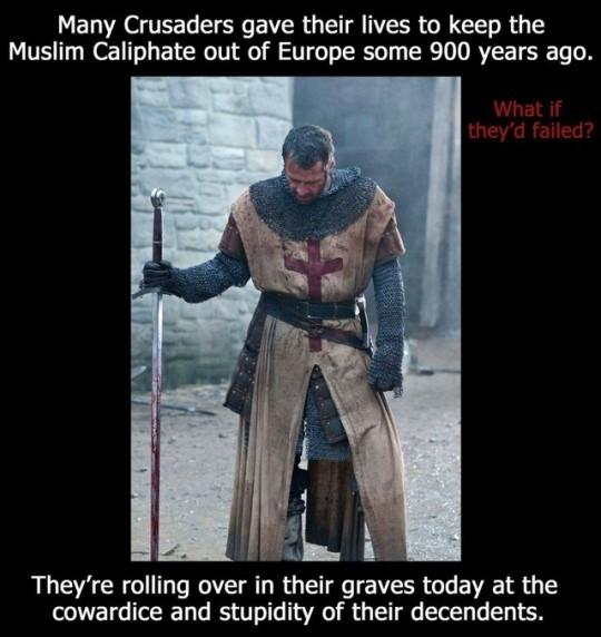 Crusaders-muslims