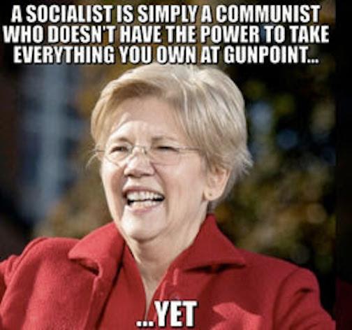 Fauxchahontas-Socialist