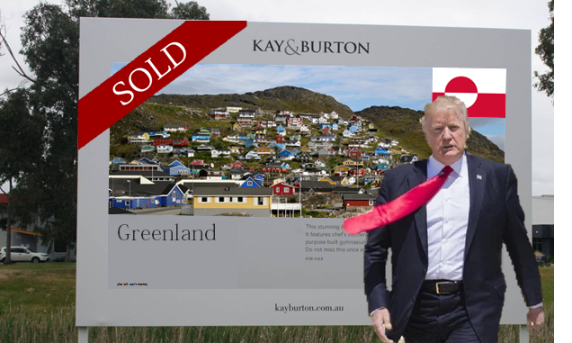 Greenland-SOLD