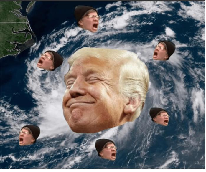 Hurricane Trump