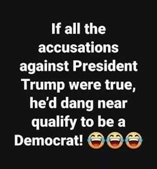 If all the accusations against Trump were true