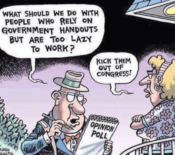 Kick them out of Congress