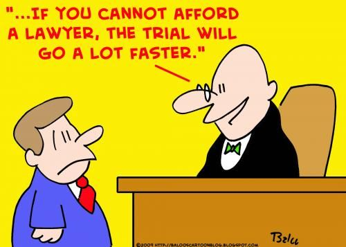Lawyer-speedy trial