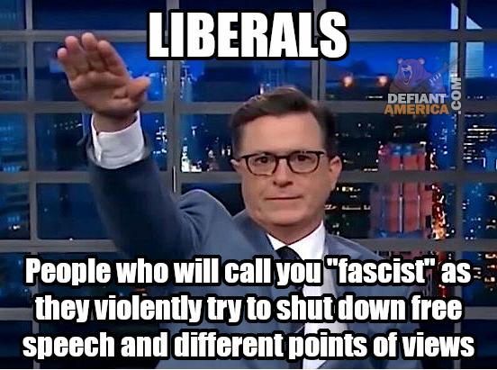 libs fascists