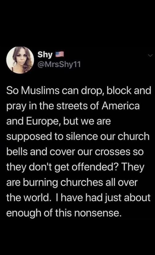 Muslim nonsense