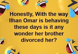 Omar-brother divorced her