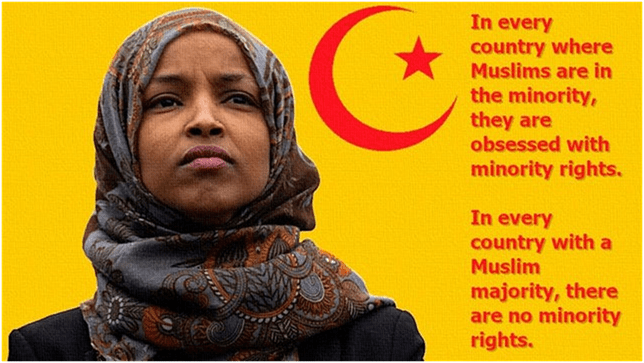 Omar-minority rights