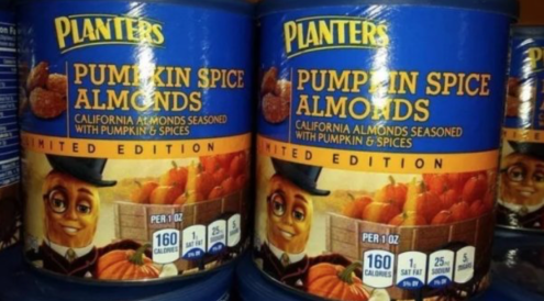 Punkin Spice Almonds
