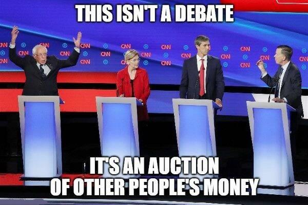 'Rats auction others money