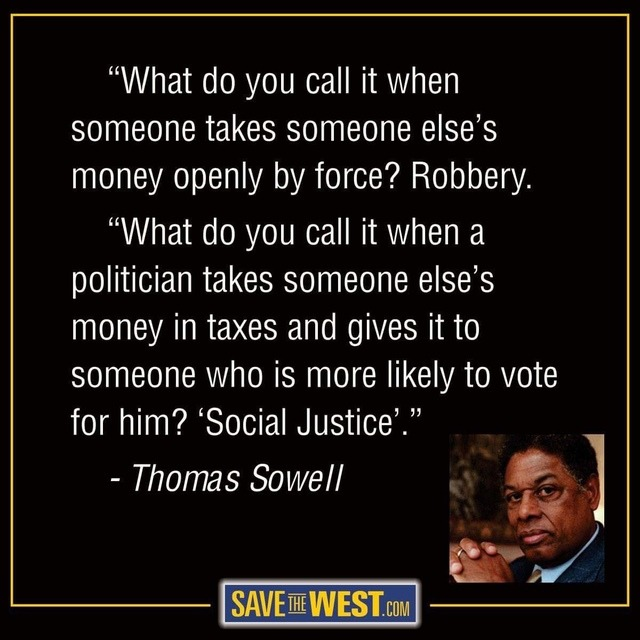 Sowell-Social Justice