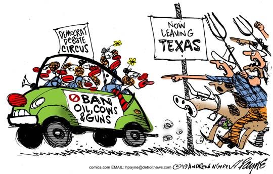 TexasDemDebate