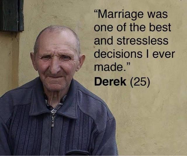 Wedded bliss-Derek