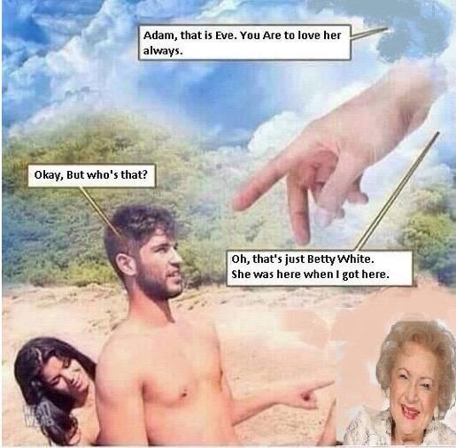 Adam-Eve-Betty White