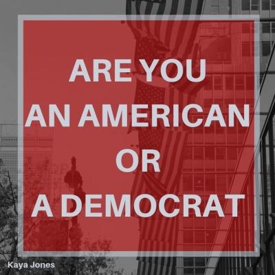 American or Democrat