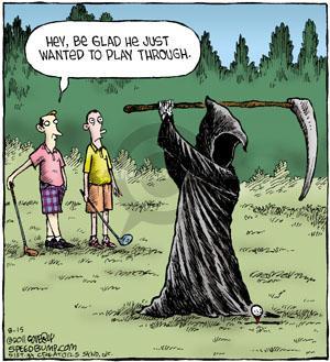 Angel of Death-golf