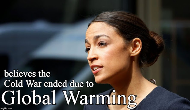 AOC-Global Warming-cold war