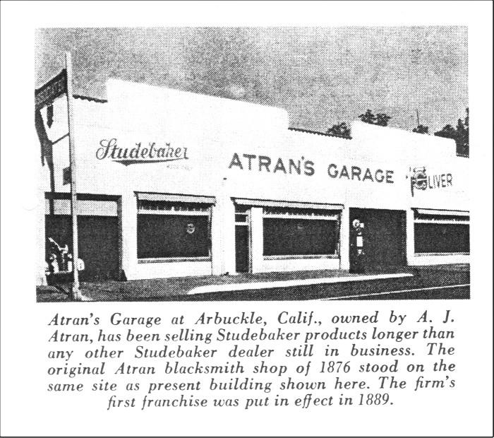 Atran's Garage