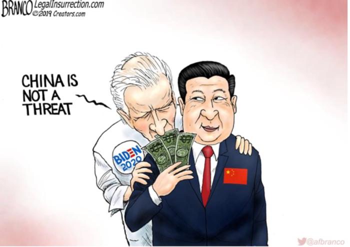 Biden-China no threat