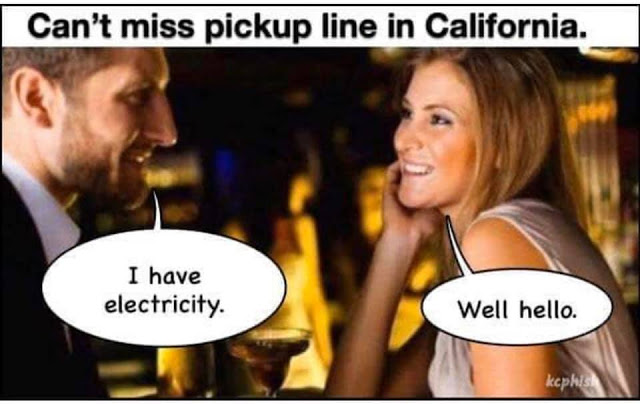 CA pick up line