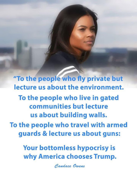 Candace Owens on Trump