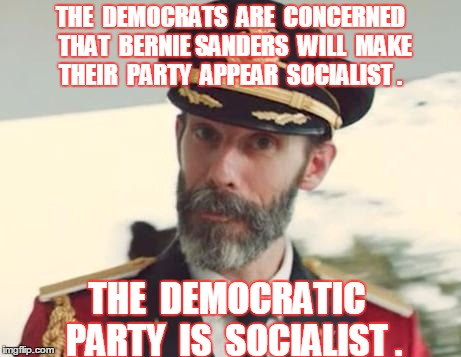 Captain Obvious-'Rats ARE Socialists