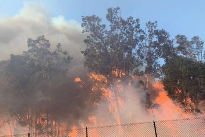Carquinez Bridge Fire-3