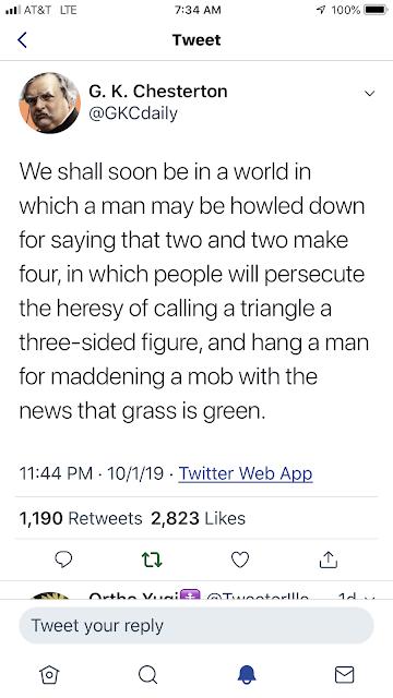 Chesterton-dystopia