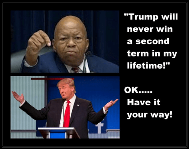 Cummings-Trump's 2nd term