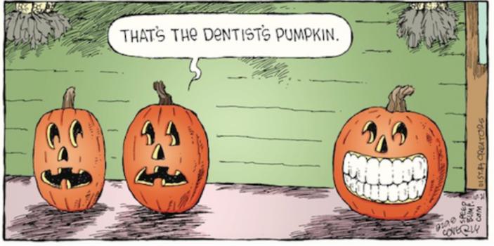 Dr. Turbodrill's Pumpkin
