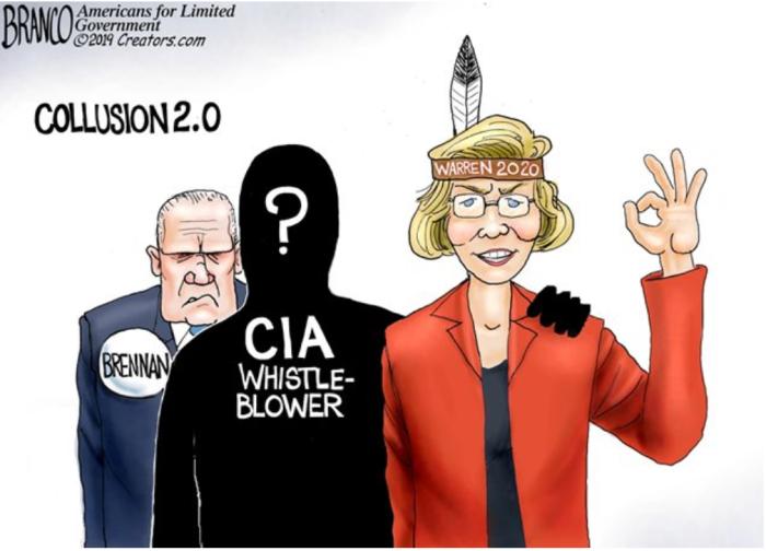 Fauxchahontas-collusion 2.0