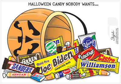 Halloween candy no one wants