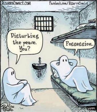 Halloween-possession