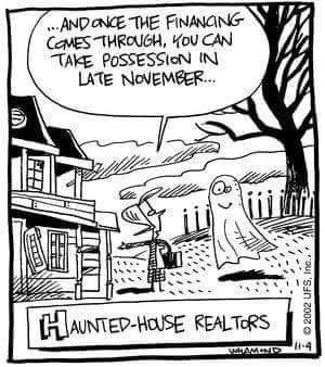 Haunted House Realtors