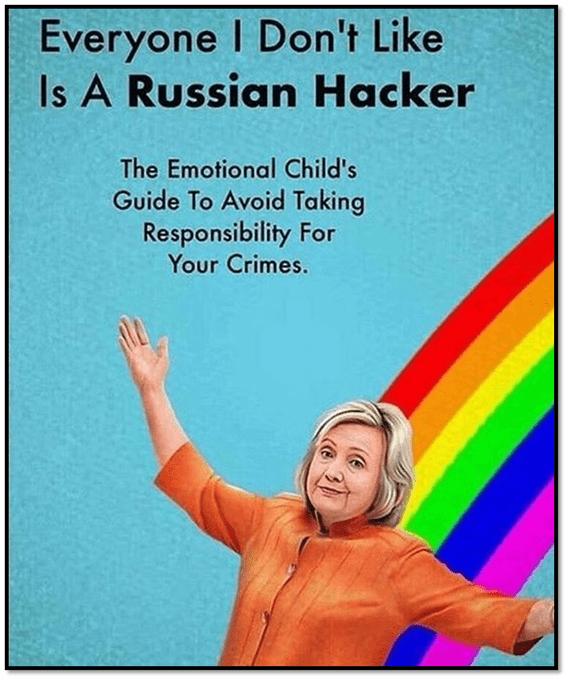 Hitlery-Russian Hackers