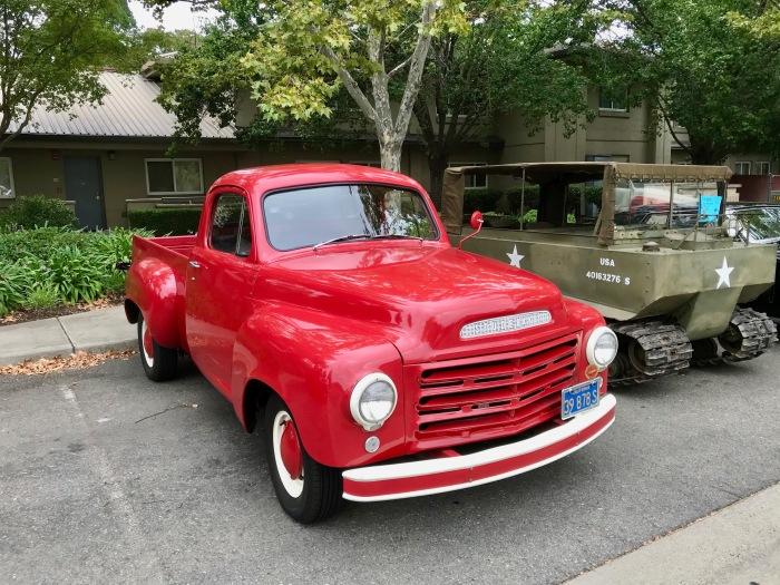 58 Studebaker Scotsman pickup