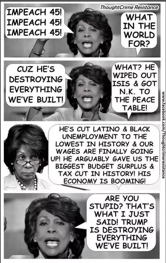 Mad Maxine-Stupid