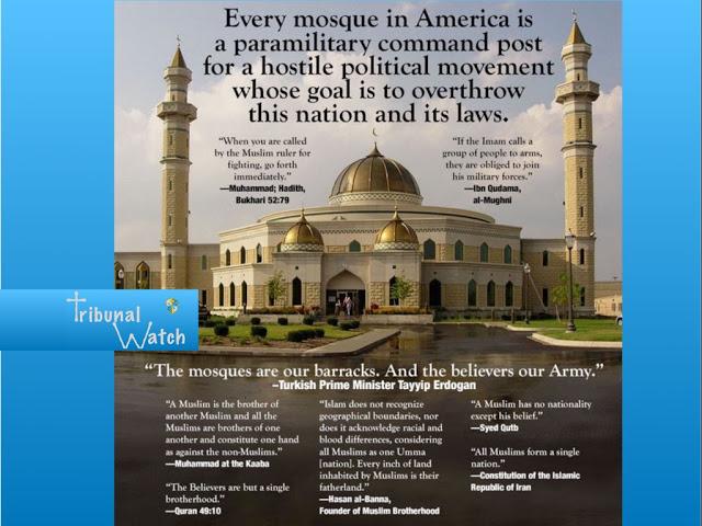 Mosque-Commande post
